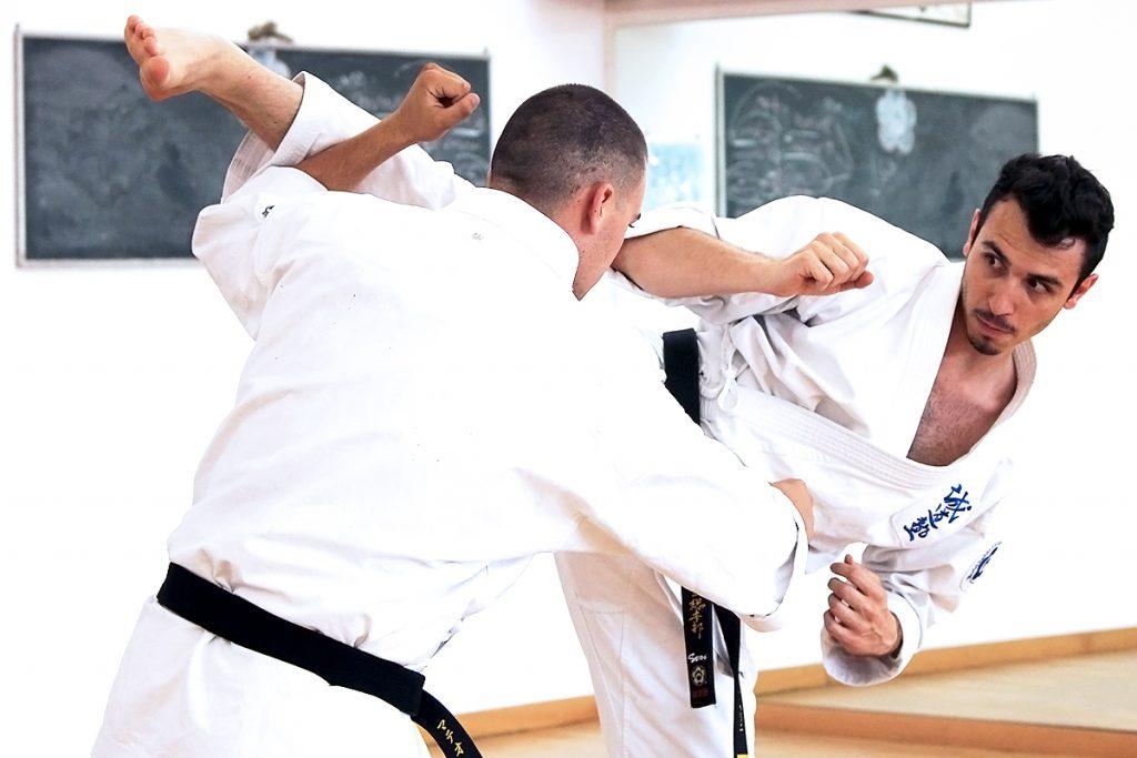 Scuola di Karate in Sesto Fiorentino
