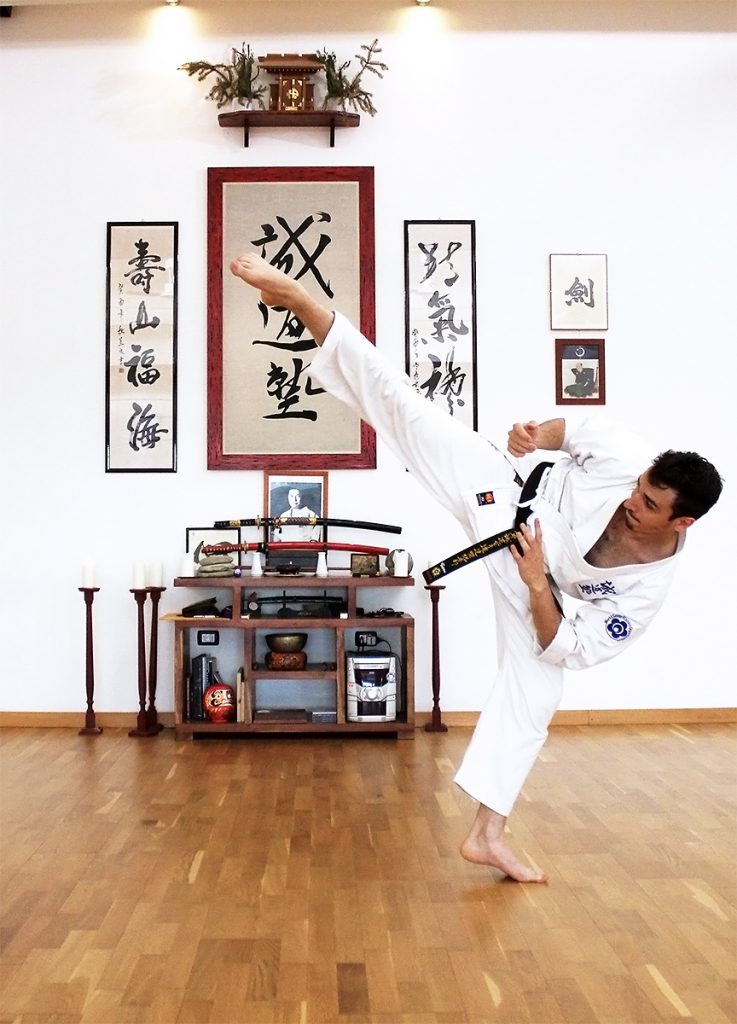 Senpai Ivan - Seido Karate Italy
