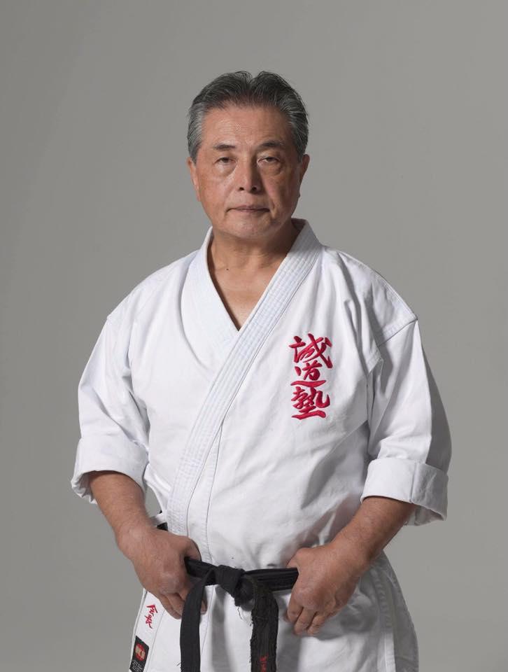 Kaicho T. Nakamura - Fondatore Seido Karate