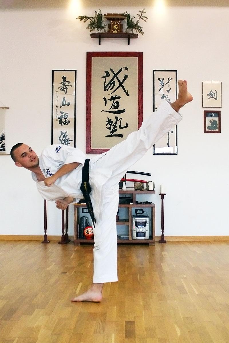 Scuola di Karate per Adulti in Sesto Fiorentino