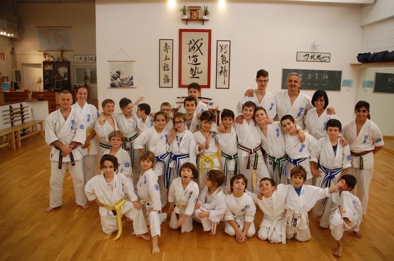 Scuola di Karate per bambini in Sesto Fiorentino