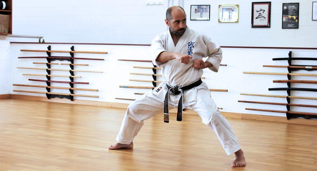 Jun Shihan Simone - Seido Karate Italy