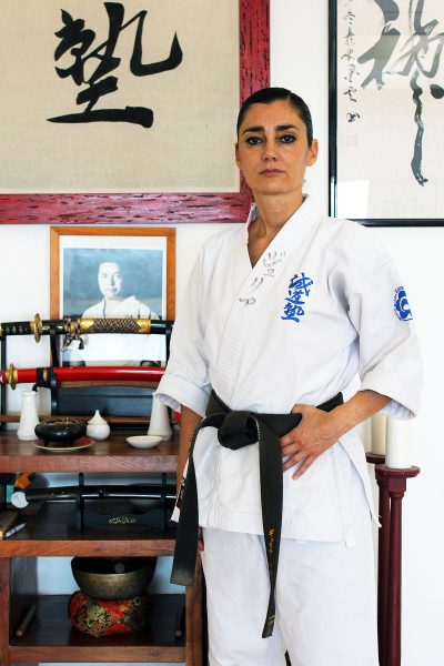 Senpai Giulia - Seido Karate Italy