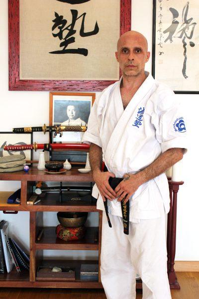 Senpai Paolo - Seido Karate Italy