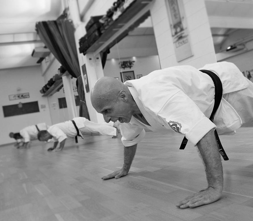 Classe regolare Seido Karate Italy
