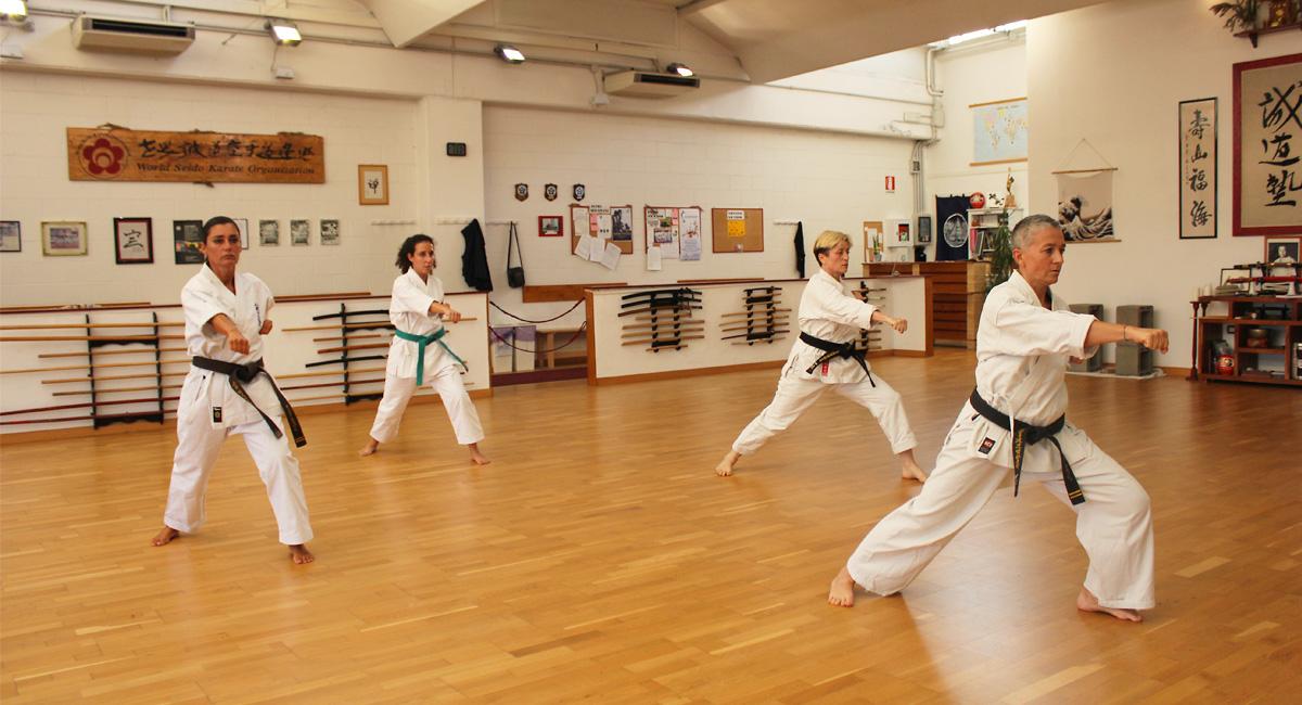 Karate per Donne e Ragazze in Sesto Fiorentino