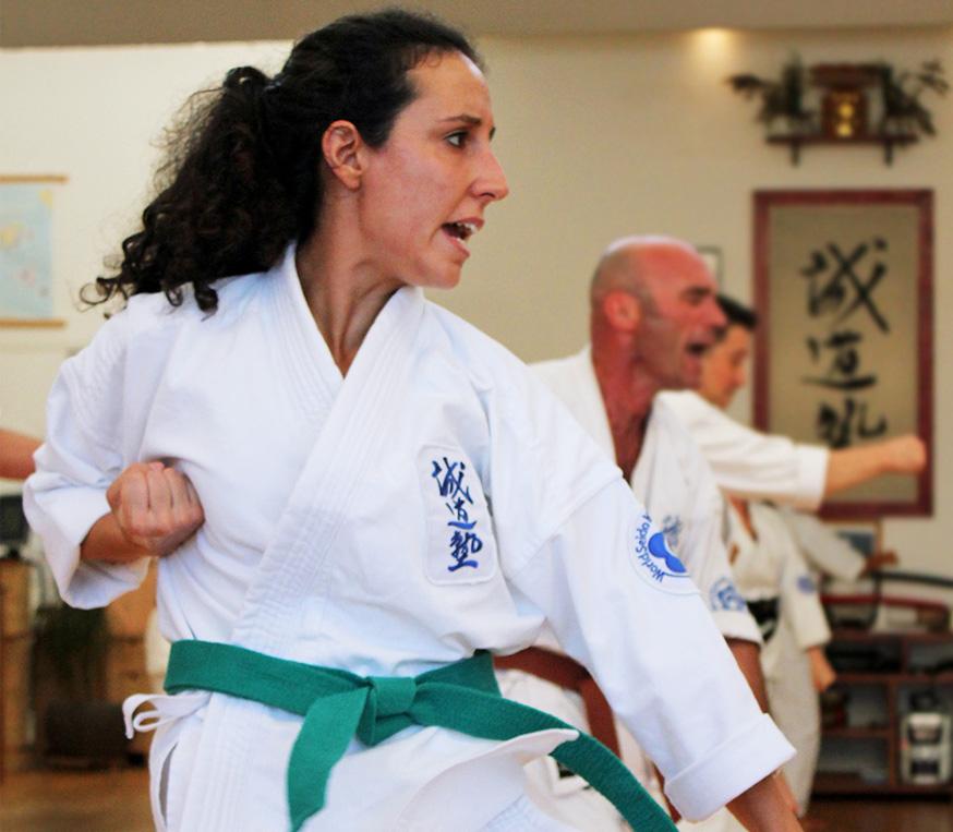 Lezioni di Karate per tutti in Sesto Fiorentino